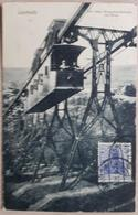 Germany 1921 Loschwitz Bergschwebebahn Some Bends - Non Classificati