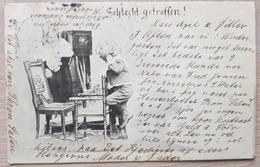 Germany Berlin 1902 Schlecht Getroffen - Non Classificati