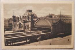 Germany Dresden Haupbahnhof 1922 - Non Classificati