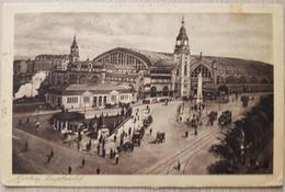 Germany Hamburg 1921 Hauptbahnhof - Non Classificati