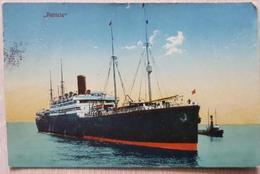 Germany Hamburg Altona 1912 Patricia - Non Classificati