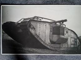 Militaria Char D Assaut Renault 1915 - Vehicles