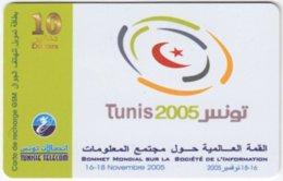 TUNESIA A-085 Prepaid Telecom - Used - Tunisia