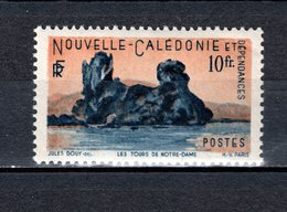 Nlle CALEDONIE  N° 274  NEUF SANS CHARNIERE  COTE  3.60€   PAYSAGE - Nouvelle-Calédonie