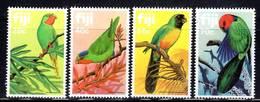 FIDJI - N°474/77 ** (1983) Perroquets - Fidji (1970-...)