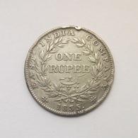 1 Rupie Münze Aus Britisch-Indien Von 1835 (sehr Schön) - Indien