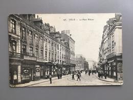 Lille - La Place Rihour - Lille