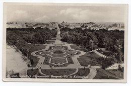 1931 YUGOSLAVIA, SERBIA, BELGRADE, KALEMEGDAN, AERIAL VIEW - Yugoslavia