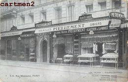 PARIS RUE MONTMARTRE COMMERCES 75 - Non Classés