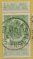 MW-3311   *  RESTEIGNE *  OCB 83    Sterstempel   COBA   + 15 - 1893-1907 Wappen
