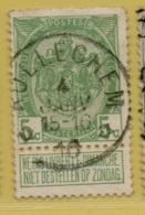 MW-3319   *  ROLLEGHEM     *  OCB 83   Sterstempel   COBA   + 25 - 1893-1907 Armoiries