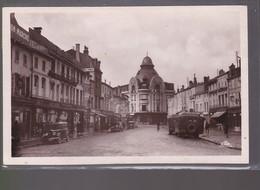 CP  :  Année 1945   Bar-le-Duc   Rue André Maginot  Timbres Dulac  Marianne De Londres - Bar Le Duc