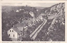 AK Kurort Baden Bei Wien - Andreas-Hofer-Zeile - Blick Auf Das Museum - Putschanerlucke - 1936 (41112) - Baden Bei Wien