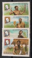Ghana - 1980 - N°Yv. 657 à 660 - Sir Rowland Hill - Neuf Luxe ** / MNH / Postfrisch - Rowland Hill