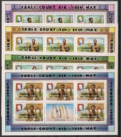 Ghana - 1980 - N°Yv. 677 à 680 - KLB Sir Rowland Hill / London 80 - Neuf Luxe ** / MNH / Postfrisch - Ghana (1957-...)