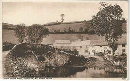 P132/3] Lorna Doone Farm, DOONE VALLEY C1950 (Photochrom, 8254) [P0132/1D] - Other