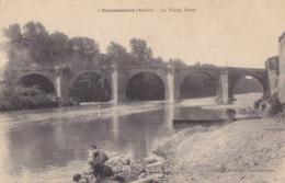 11  Aude  -  Carcassonne  -  Le  Vieux  Pont - Carcassonne