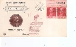 Cuba ( FDC De 1953 à Voir) - FDC