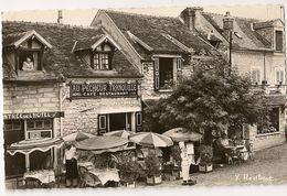 77-1 - Moret Sur Loing - L' Hôtel - Restaurant Du Pêcheur Tranquille - Moret Sur Loing