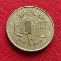 Syria 10 Pounds 2003 KM# 130  Siria Syrie - Syria