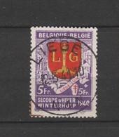 COB 546 Oblitération Centrale LIEGE - Belgique