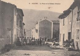 Allons Place Et Chateau D Autane - France