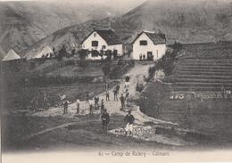 Colmars Camp De Ratery - France