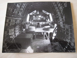 Short Sunderland Mk. V Interior - Side Gunners Positions - 217x160 Mm - Aviación