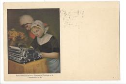 22023 - Frankfurt Adlerwerke Vorm.Heinrich Kleyer Pour Biel 1915 - Frankfurt A. Main