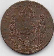 Brésil - 40 / 80 R  1831 - Brésil