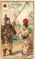CHROMO  CHOCOLAT GUERIN BOUTRON LE JAPON - Guérin-Boutron