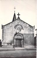 57 - REZONVILLE : L'Eglise - CPSM Dentelée Noir Et Blanc Format CPA 1956 - Moselle - Francia