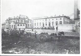 Portail De L'usine Differdange Vers 1910  Carte-double Copie Collection  Bellwald - Autres