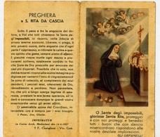 Santino - S. Rita Da Cascia - Fe1 - Images Religieuses