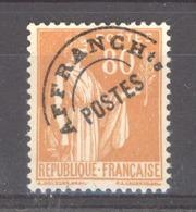 France  -  Préos  :  Yv  75  **      ,    N2 - Voorafgestempeld