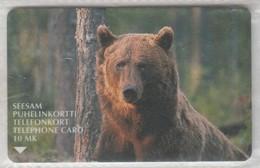 FINLAND 1998 BEAR - Jungle