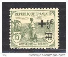 France  :  Yv  164  ** - Neufs