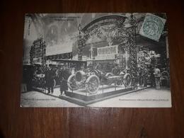 SAINT DENIS SUR SEINE  Salon De L'automobile 1904 - Saint Denis