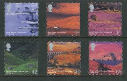 GRANDE-BRETAGNE - 2003 - Yvert  2462/2467 - NEUFS ** Luxe MNH - Série Complète 6 Valeurs - Paysages D' Ecosse - Ongebruikt