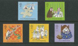GRANDE-BRETAGNE - 2003 - Yvert  2409/2413 - NEUFS ** Luxe MNH - Série Complète 5 Valeurs - Le Mystère De La Vie - Ongebruikt