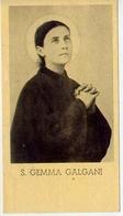 Santino - S.gemma Galgani - Fe1 - Images Religieuses