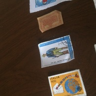 AJMAN I SOLDATI - Stamps