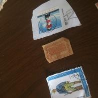 UKRAINA EDIFICI NON DENTELLATO - Stamps