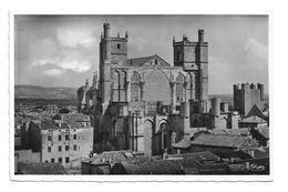 11 – NARBONNE : Abside Cathédrale St-Just - Narbonne