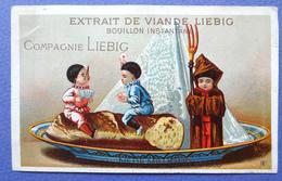 CHROMO LIEBIG  ...S 23...LITH. APPEL...PIERROTS BONNETS NOIRS...CHINOIS ...BAGUETTE DE PAINS - Liebig