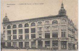 CPA NARBONNE. Dames De France Et Maison LABAU - Narbonne