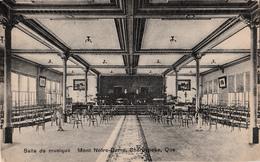 Sherbrooke Québec - Mont Notre-Dame - Salle De Musique Music School - A.Z. Pinsonneault - Written 1911 - 2 Scans - Sherbrooke