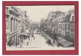 FRANCE -- MANCHE -- CHERBOURG -- RUE LAFONTAINE -- CP NC-- - Cherbourg