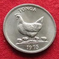 Tonga 5 Senti 1975 FAO F.a.o  UNCºº - Tonga