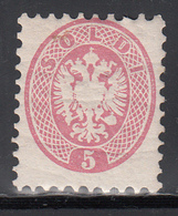 1863-64 Yvert Nº 29  MH, - Nuevos